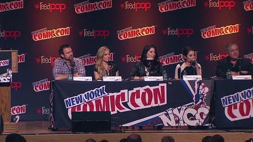 NYCC Exclusive: Defiance: Freedom to Love