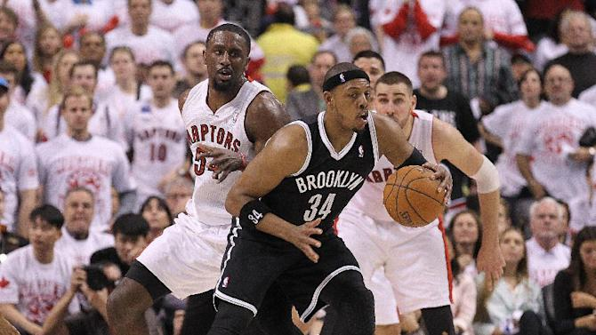 Williams scores 24 as Nets beat Raptors 94-87