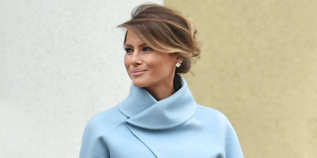 What Melania Trump Wore and What It Means
