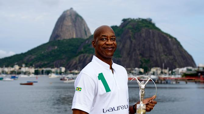 Laureus Statuette Unveiled in Rio