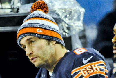Jay Cutler benched for Jimmy Clausen, can be dropped from fantasy leagues