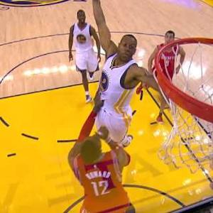 Iguodala Monster Slam