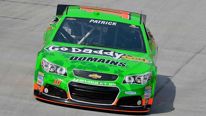 Danica not afraid to get physical at Bristol