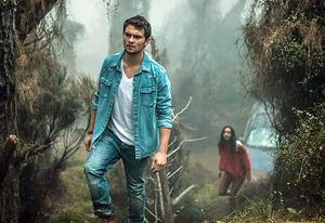 Shiloh Fernandez and Jessica Lucas | Photo Credits: Kirsty Griffin/TriStar Pictures