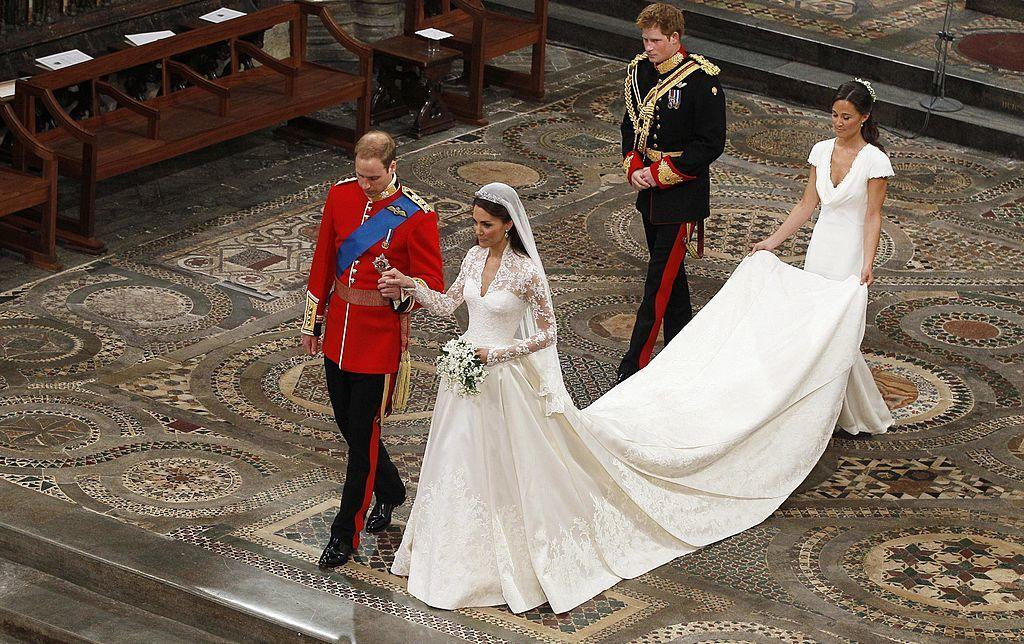 16 Things You Probably Didn't Know About William and Kate's Wedding
