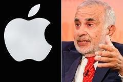 Icahn to push Apple for buyback under $150 billion