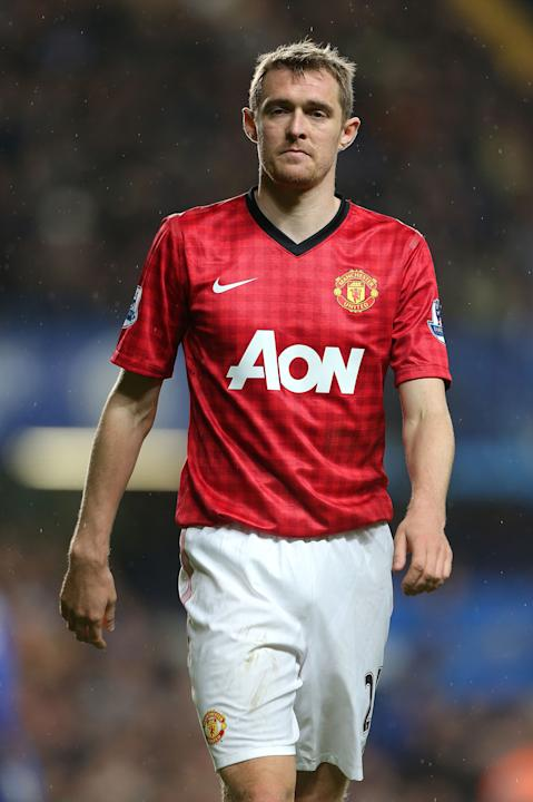 Soccer - Darren Fletcher Filer