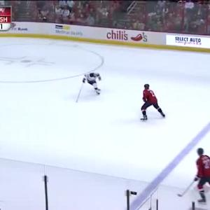 Cory Schneider Save on Matt Niskanen (15:16/1st)