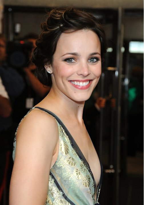 Toronto Film Festival Premiere 2008 The Lucky Ones Rachel McAdams