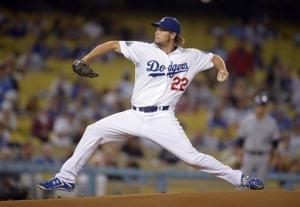 Dodgers beat Rockies 8-0 behind Kershaw's 10 Ks