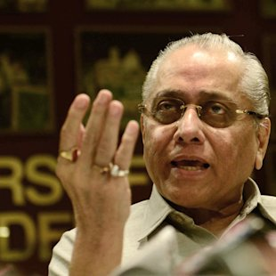 Dalmiya or Srini, song remains the same on DRS