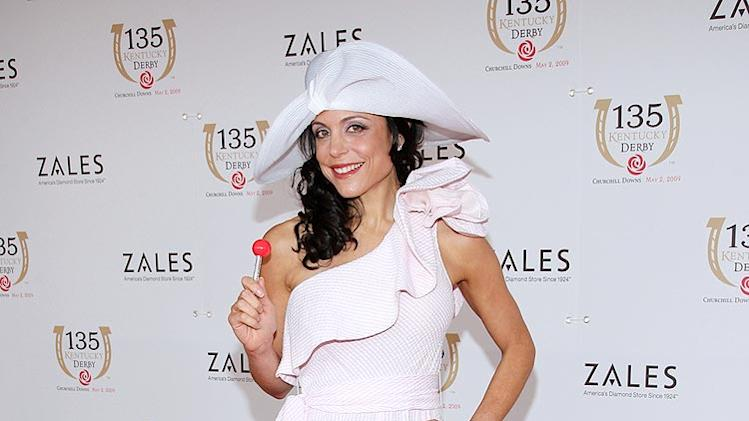 Frankel Bethenny Kentucky Derby