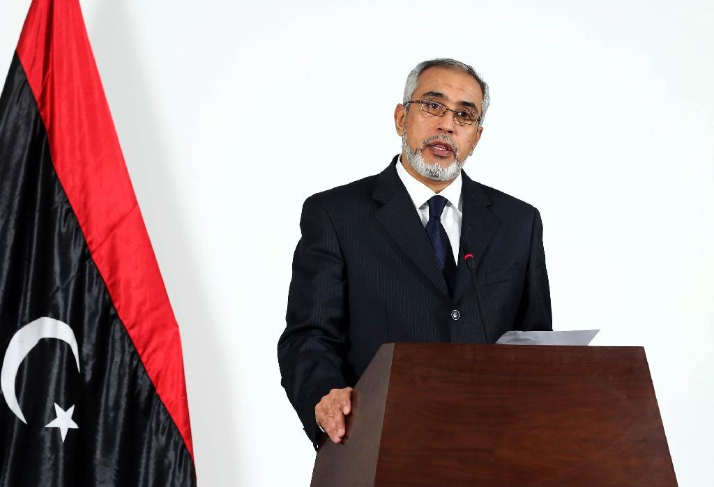Head of rival govt in Libya capital sacked: MP