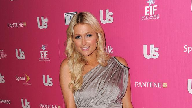 Paris Hilton US Wkly Pty