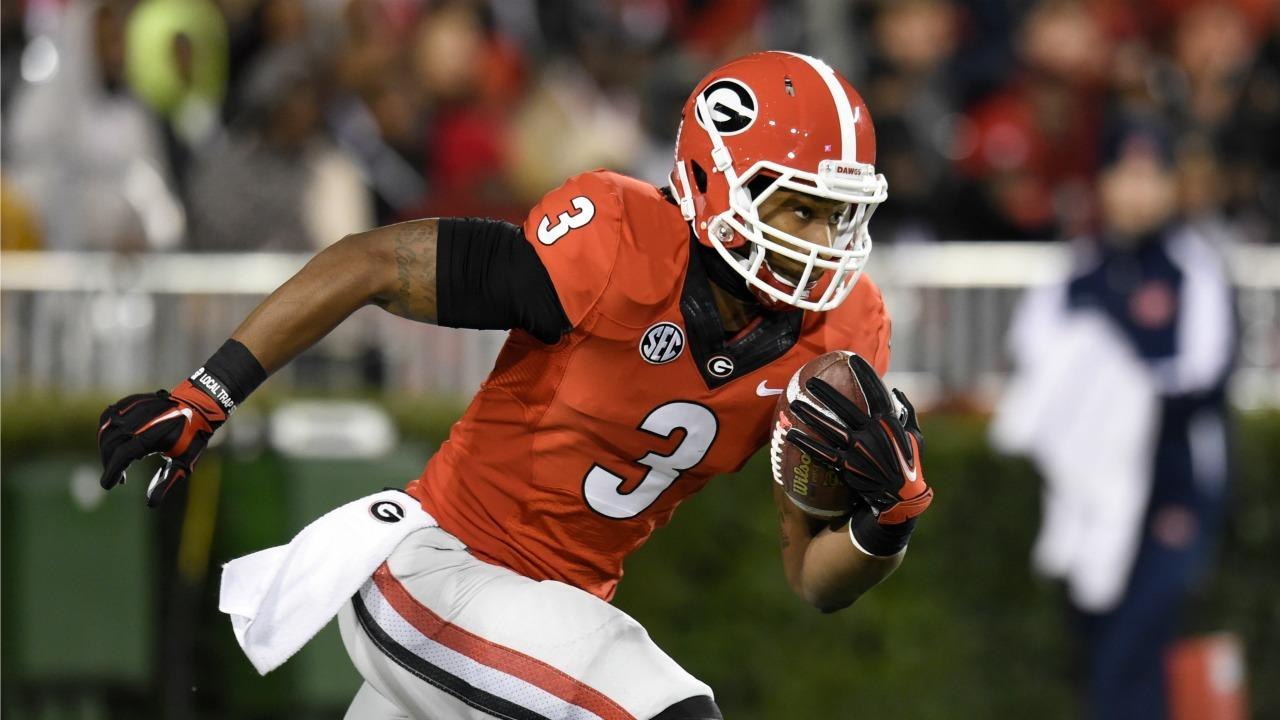 Mark Richt says Todd Gurley will be entering the 2015 NFL draft