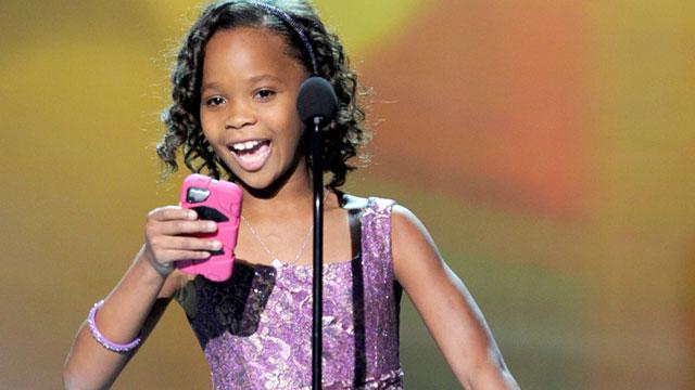 'Beasts of the Southern Wild' Star's Sweet Speech