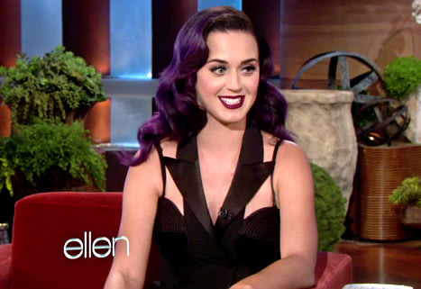 "Katy Perry: Russell Brand Divorce Has ""Tasteful"" Mention in New Movie"