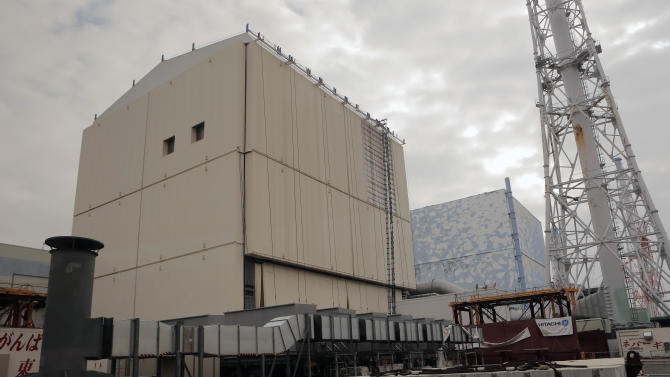 Japanese utility takes blame for nuclear crisis