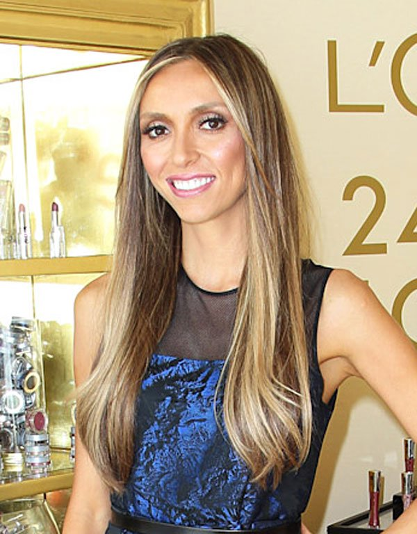 Giuliana Rancic&#x2019;s Luscious Pink Lips: Get Her Pretty Pout