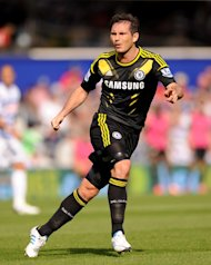 Frank Lampard looks certain to play from the off in Chelsea's Champions League clash against Nordsjaelland