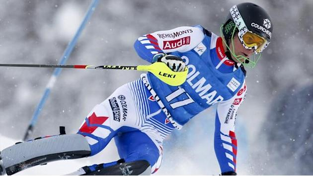 Alpine Skiing - Home win for Pinturault in Val d'Isere slalom