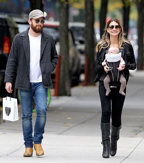 See New Pictures of Caleb Followill and Lily Aldridge's Daughter Dixie!