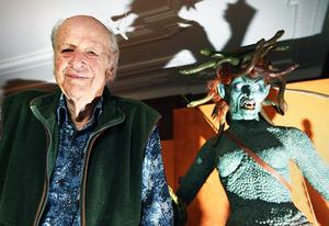 Ray Harryhausen | Photo Credits: Peter Macdiarmid/Getty Images
