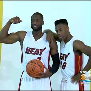 Miami Heat Media Day