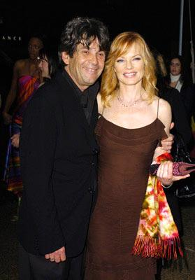 Alan Rosenberg and Marg Helgenberger 31st Annual People's Choice Awards Pasadena, CA - 1/9/05