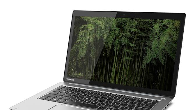 Review: Toshiba brings high-res screen to Windows