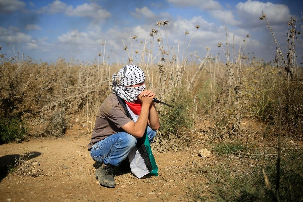Unrest spreads to Gaza as Israeli troops kill 6 Palestinians