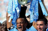Kompany: I can win as many trophies at Manchester City as I could at Real Madrid or Barcelona