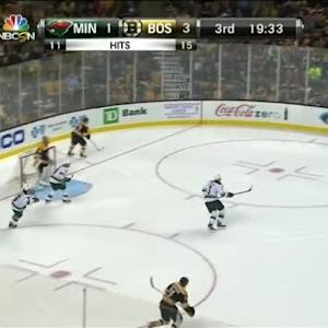 Wild at Bruins / Game Highlights
