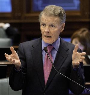 Ill. lawmakers to test pension bill in committee