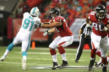 NFL: Preseason-Miami Dolphins at Atlanta Falcons