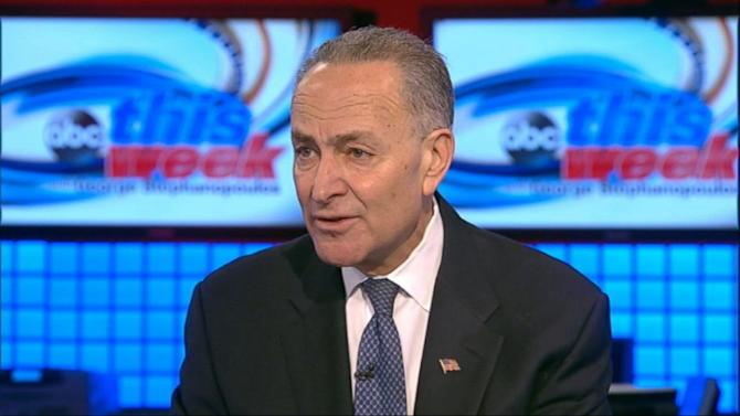 Sen. Chuck Schumer: 'Insulting' for Rand Paul to Say Extending Unemployment Benefits a Disservice to Workers