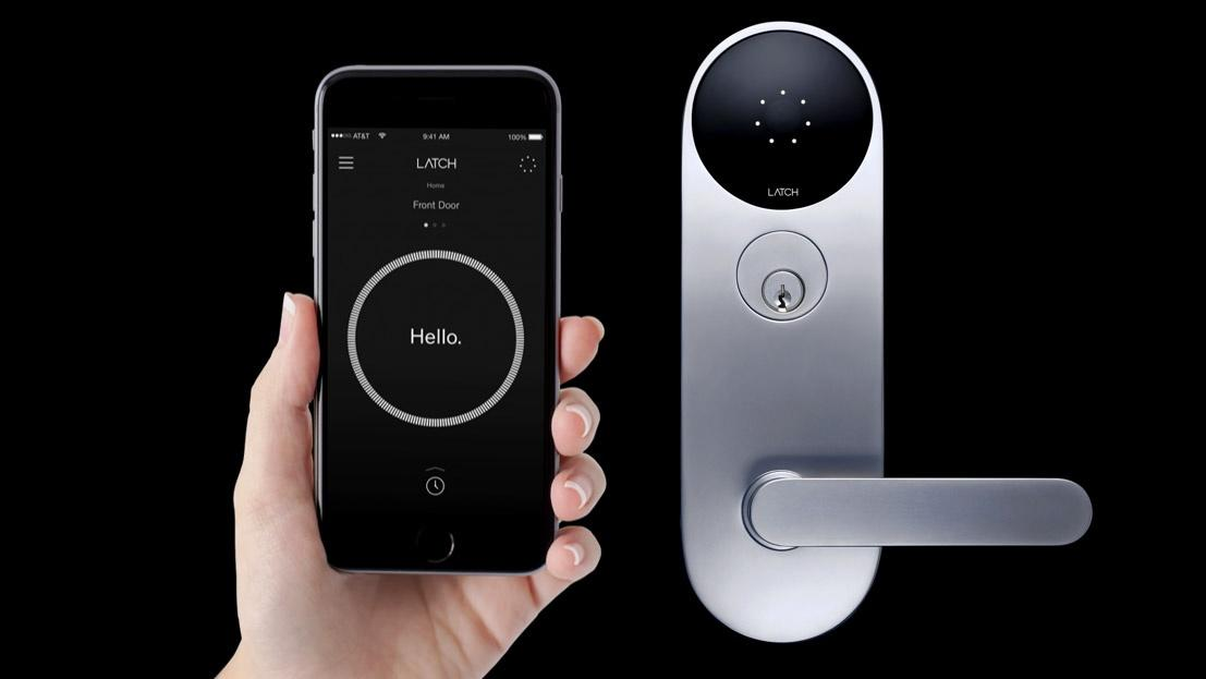 Latch is making its first smart lock available only to apartment owners, not individual tenants