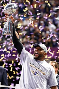 Post Super Bowl Social Media Analysis Looks at Ray Lewis' Legacy image ray lewis super bowl
