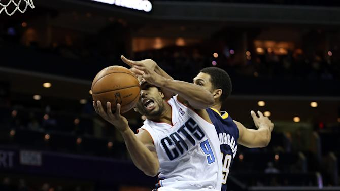 Indiana Pacers v Charlotte Bobcats