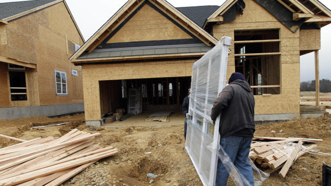 Toll Brothers 4Q net income soars on tax benefit