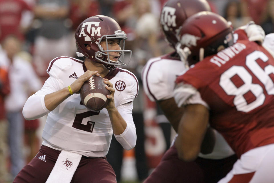 Texas A&M defense responds in win over Arkansas