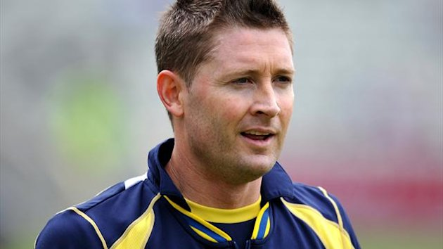 Michael Clarke, the captain of Australia (PA Sport)