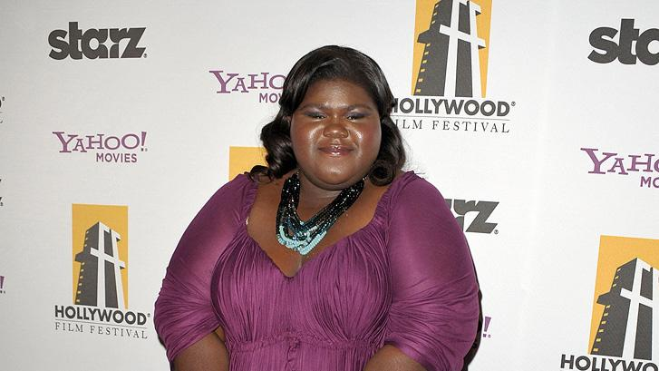 13th Annual Hollywood Awards Gala 2009 Gabourey Sidibe