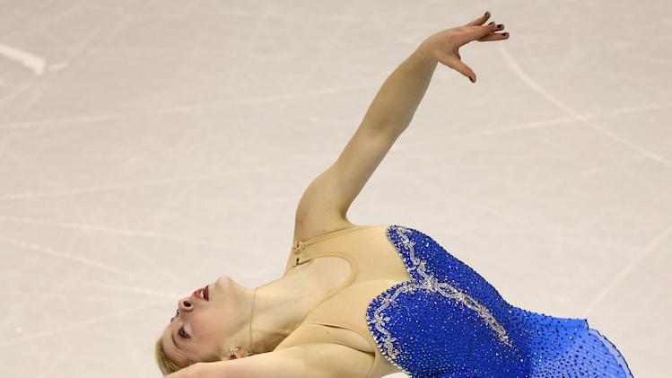 Figure Skating: World Championships-Ladies Free Program
