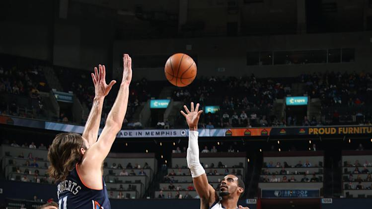 Grizzlies pull away in second half, beat Bobcats