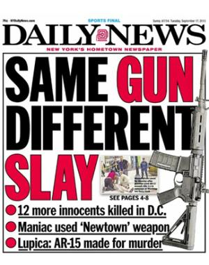 New York Daily News Is Not Having a Good Day