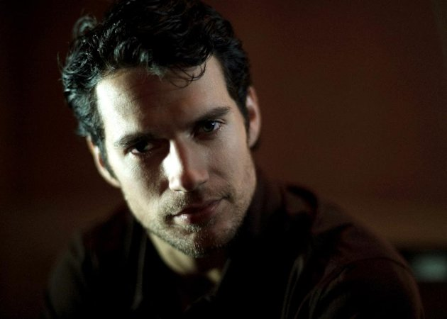 In this Oct. 29, 2011 photo, actor Henry Cavill poses for a portrait at the Four Seasons Hotel in Beverly Hills, Calif. Cavill stars in the film &quot;Immortals,&quot; which opens on Friday, Nov. 11. (AP Photo/Kristian Dowling)