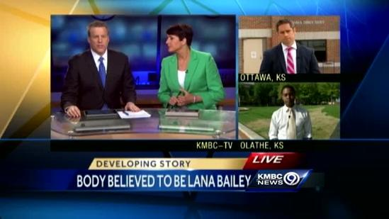 Investigators find body believed to be Lana Bailey