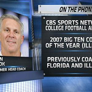 Ron Zook talks Muschamp, Florida Gators