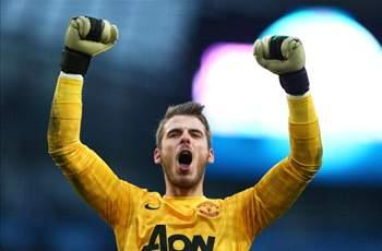 De Gea, Bale and Suarez named in PFA Team of the Year